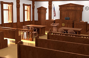 Trials & Litigation - Moblo Fleming, P.C. - trial-courtroom